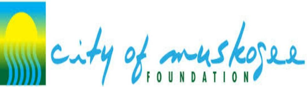 City of Muskogee Foundation logo