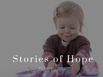 Stories of Hope: A Mother Renewed
